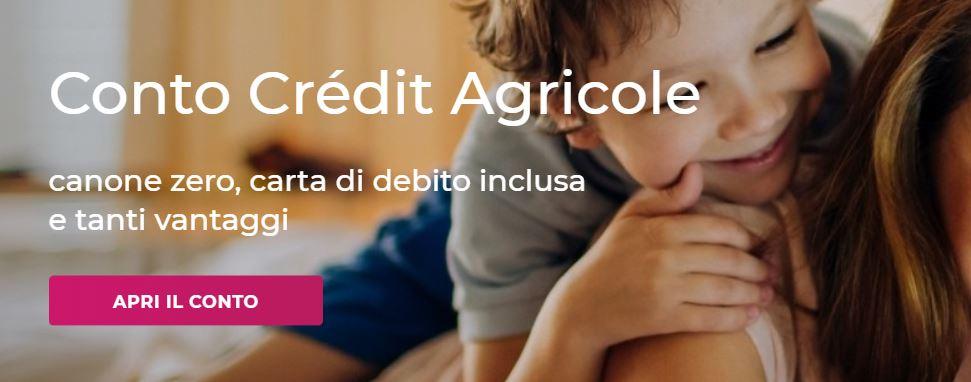 credit agricole recensione