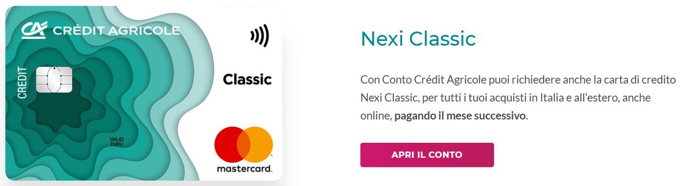 nexi classic