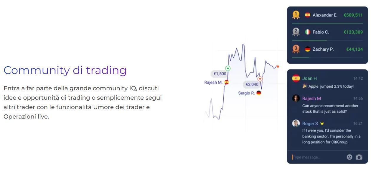 community trading