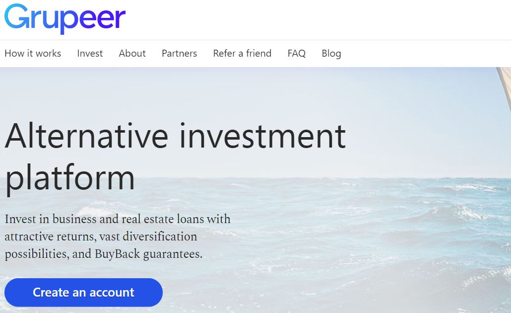 grupeer p2p lending
