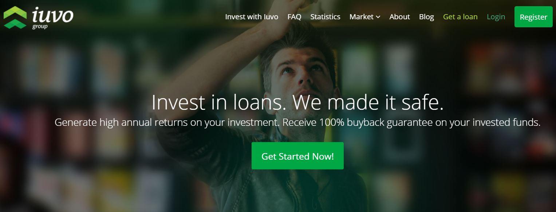 iuvo group peer to peer lending