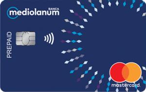 mediolanum prepaid card
