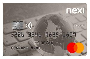 nexi prepaid
