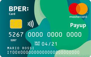 BPER Card Payup CoverCard