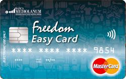 Mediolanum Freedom Easy Card