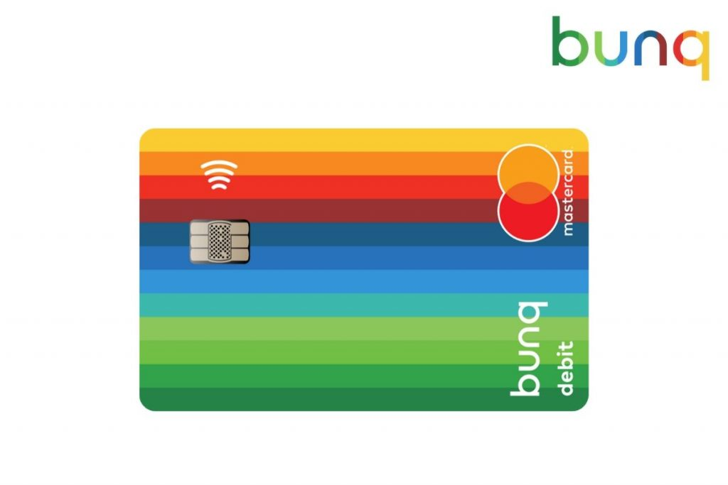 bunq travel card recensione