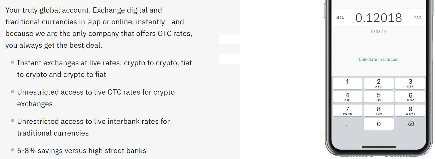 cambio valutario wirex