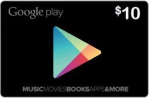 carta prepagata usa e getta google play