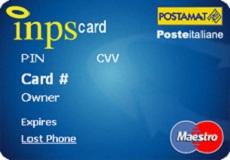 inps card