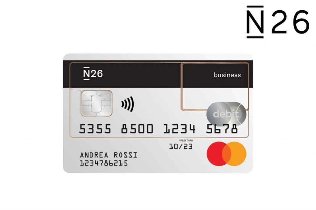 n26 business recensione