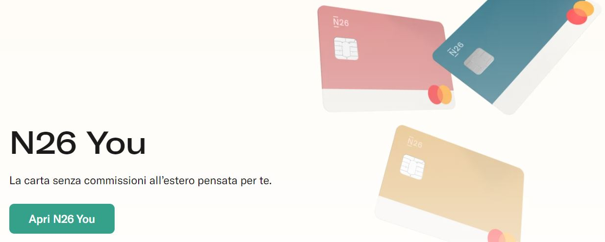 n26 you cose