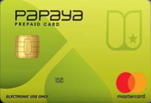 papaya card