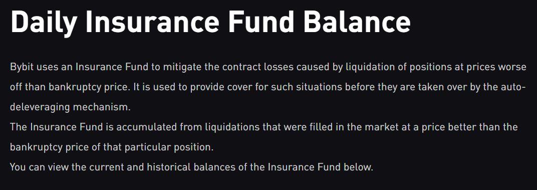 assicurazione bybit