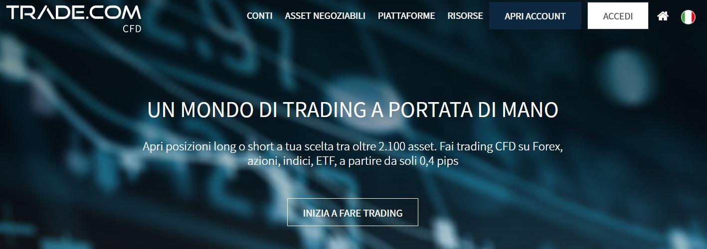cfd broker tradecom