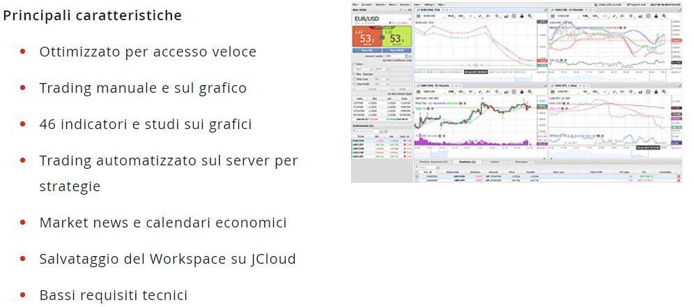 jforex web