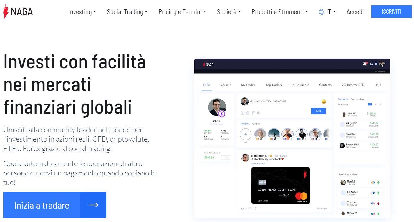 naga trader piattaforma copy trading