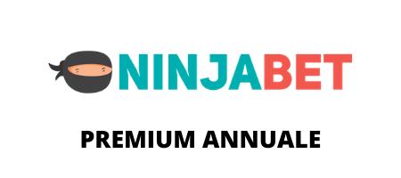 ninjabet premium annuale