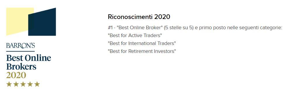perche scegliere interactive brokers