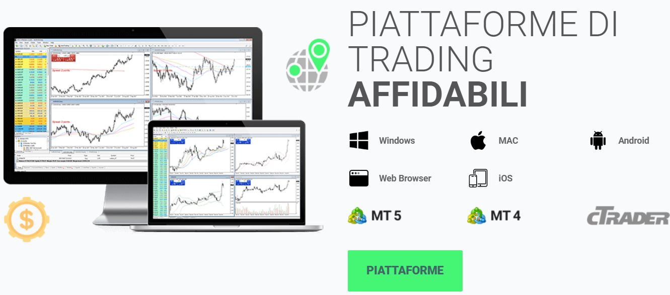 piattaforme trading affidabili ic markets