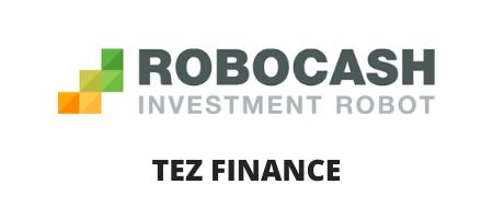 robocash tez finance