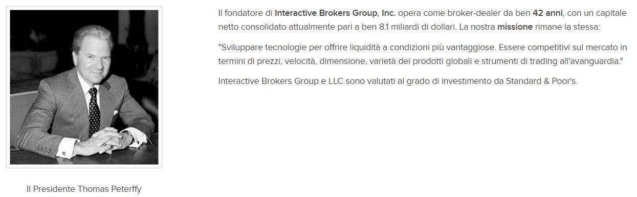 storia interactive brokers