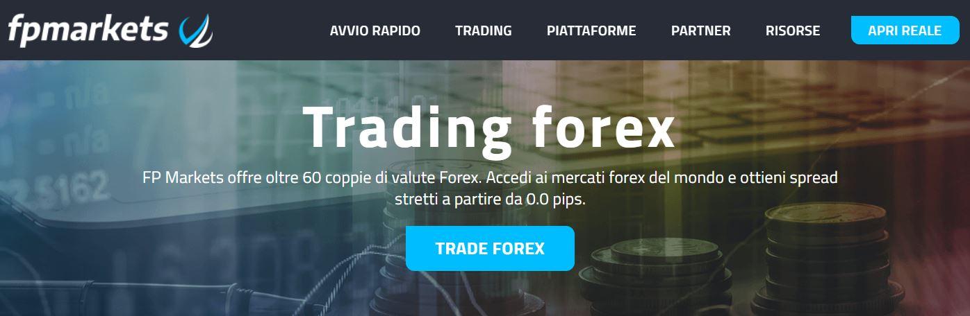 trading forex fpmarkets