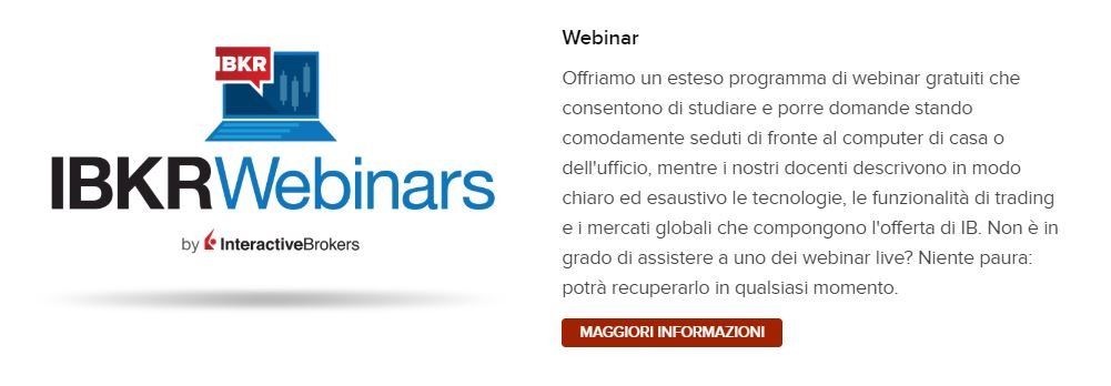 webinar interactive brokers