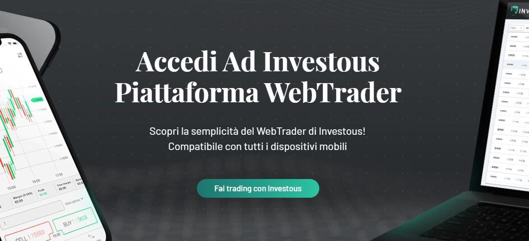 investous miglior broker