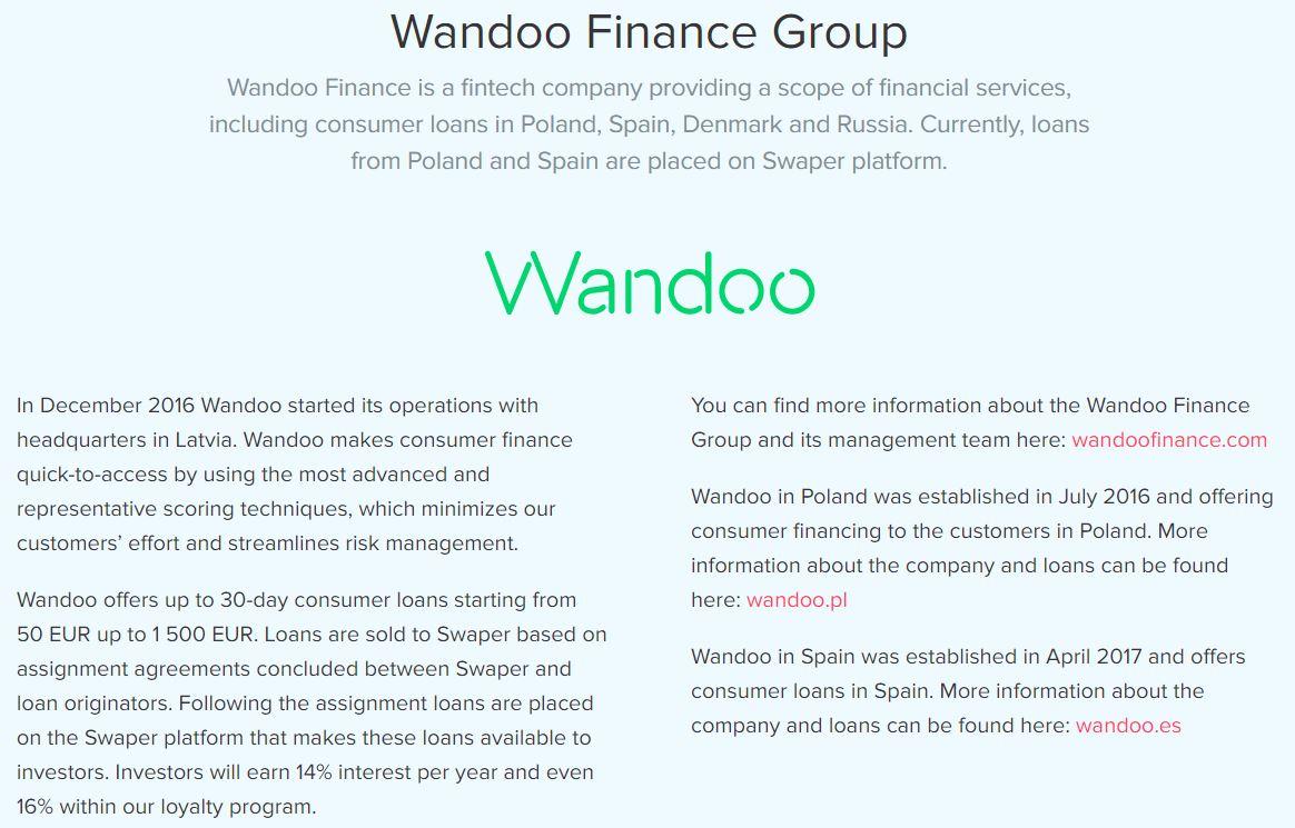wandoo finance group