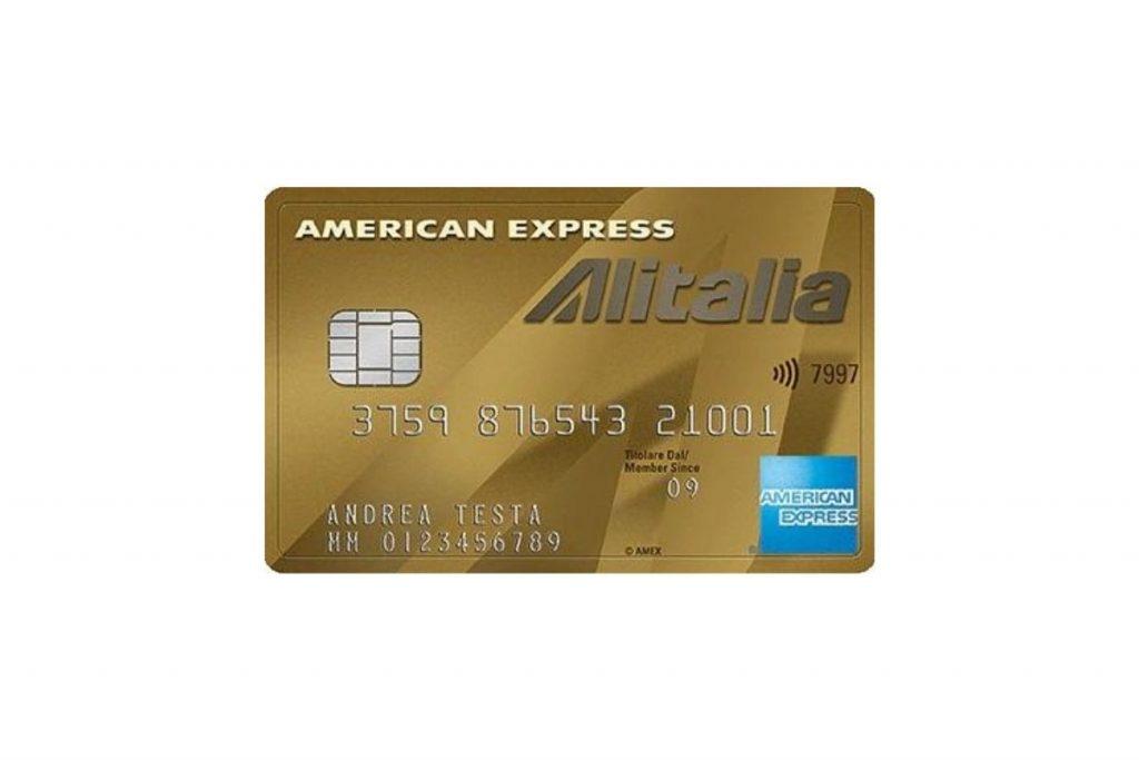 American Express alitalia