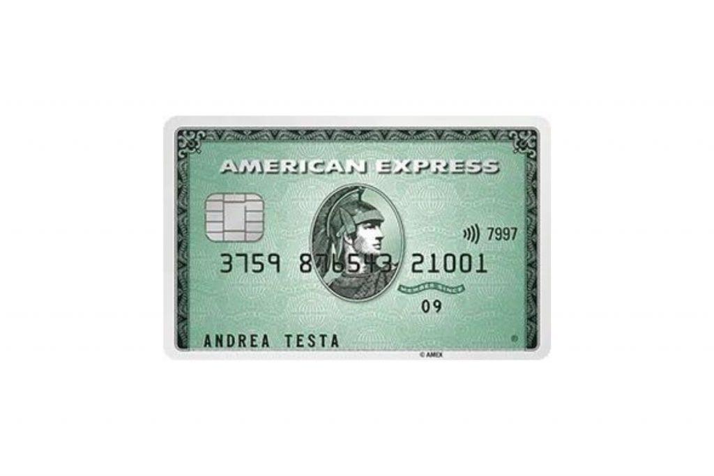 Carta Verde American Express recensione