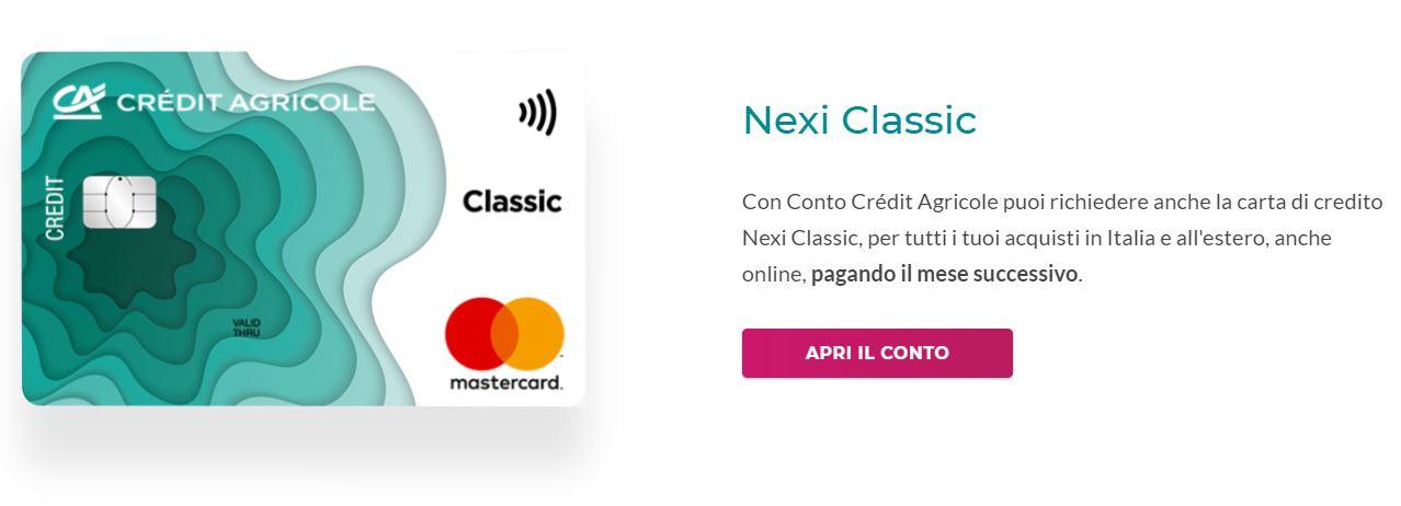 carta di credito gratuita mastercard