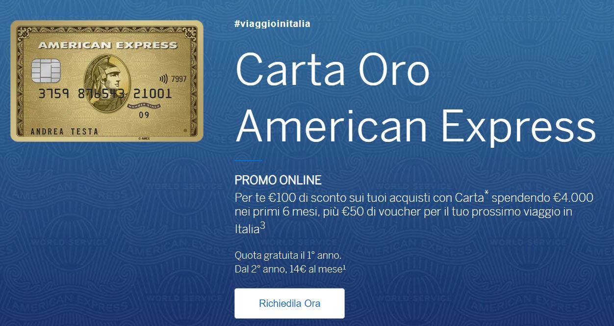 carta oro vs carta verde american express