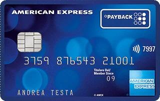 carta payback american express
