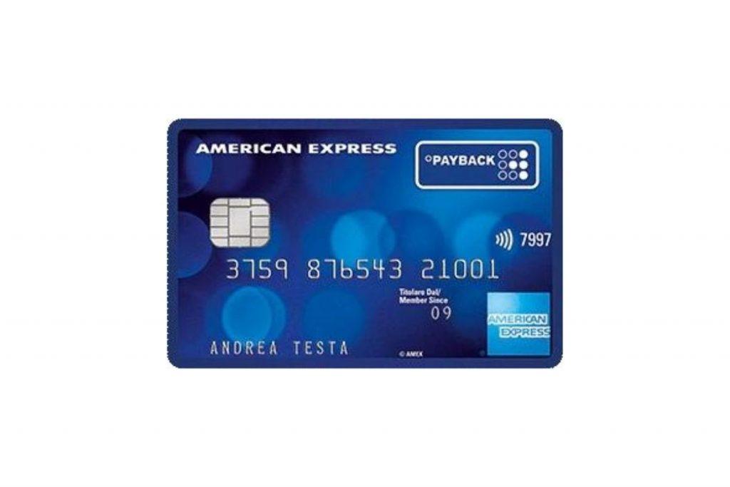 carta payback american express recensione