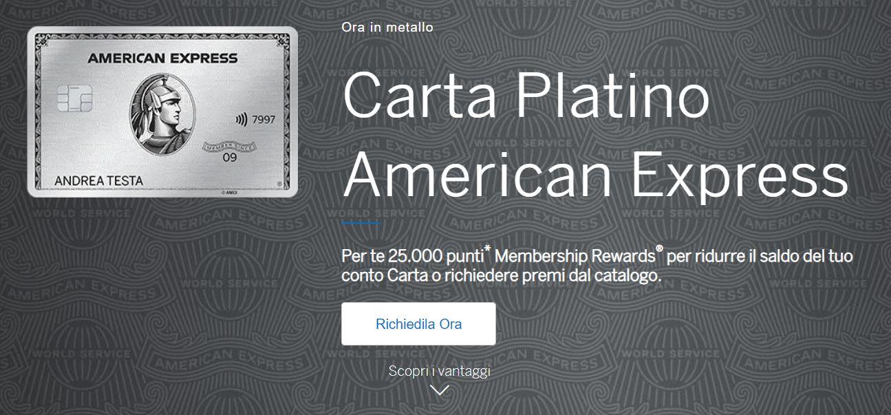 carta platino american express vs carta oro