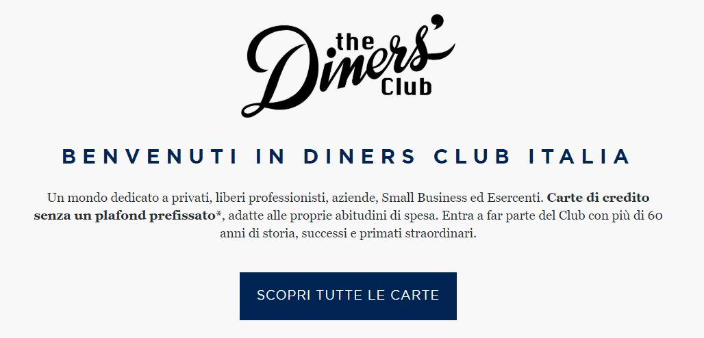 cos'è diners club