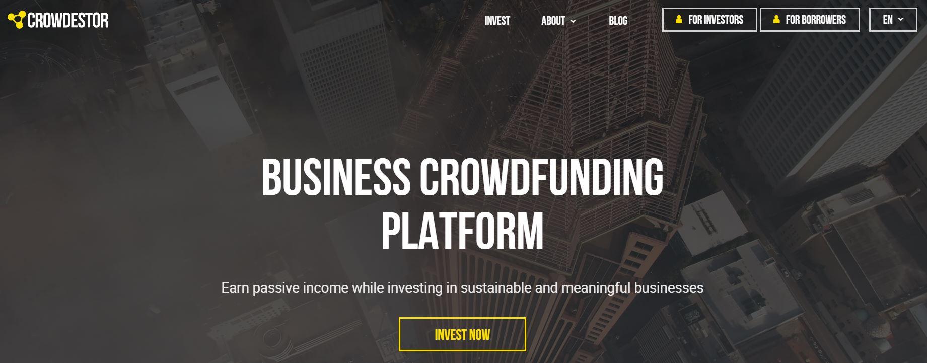 crowdestor crowdfunding immobiliare
