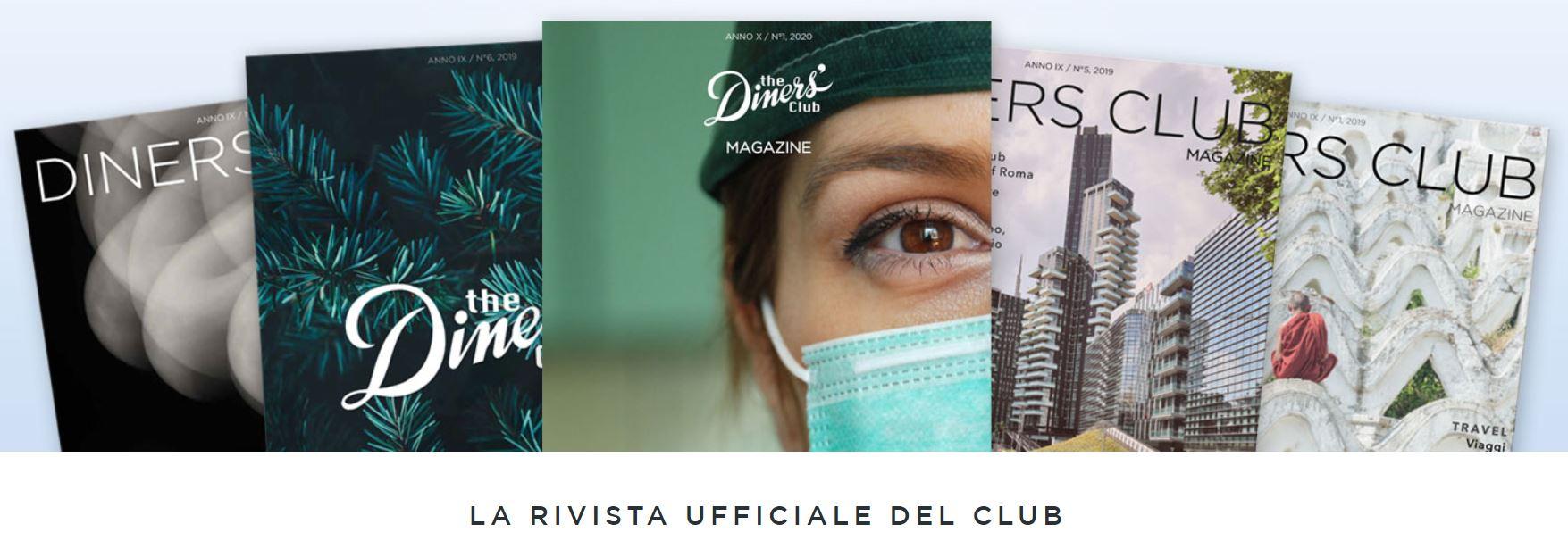 magazine diners club