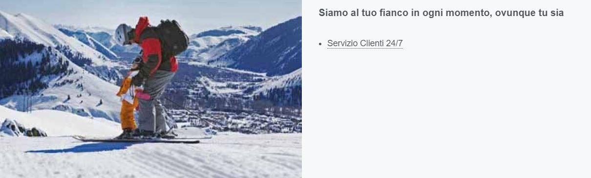 servizio clienti amex