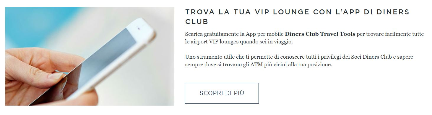 vip lounge diners club