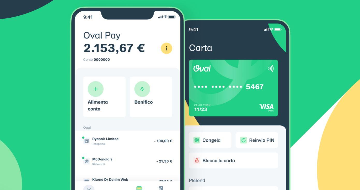app pagamento oval