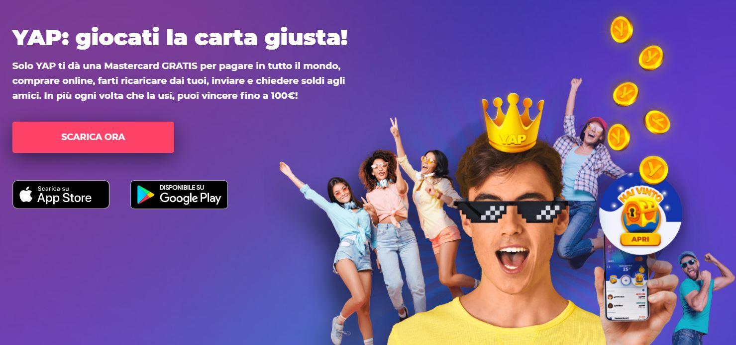 app per pagare minorenni