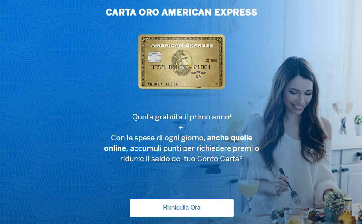 miglior carta di credito 2020
