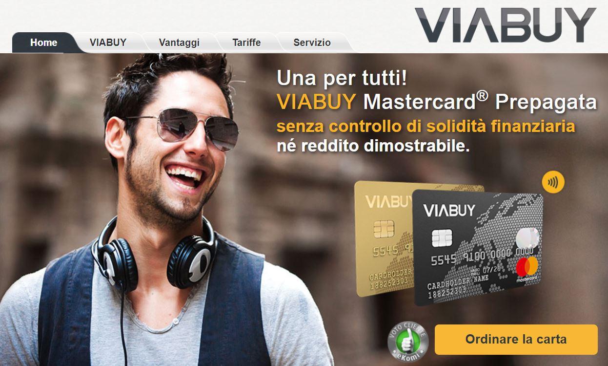 migliore carta di credito prepagata