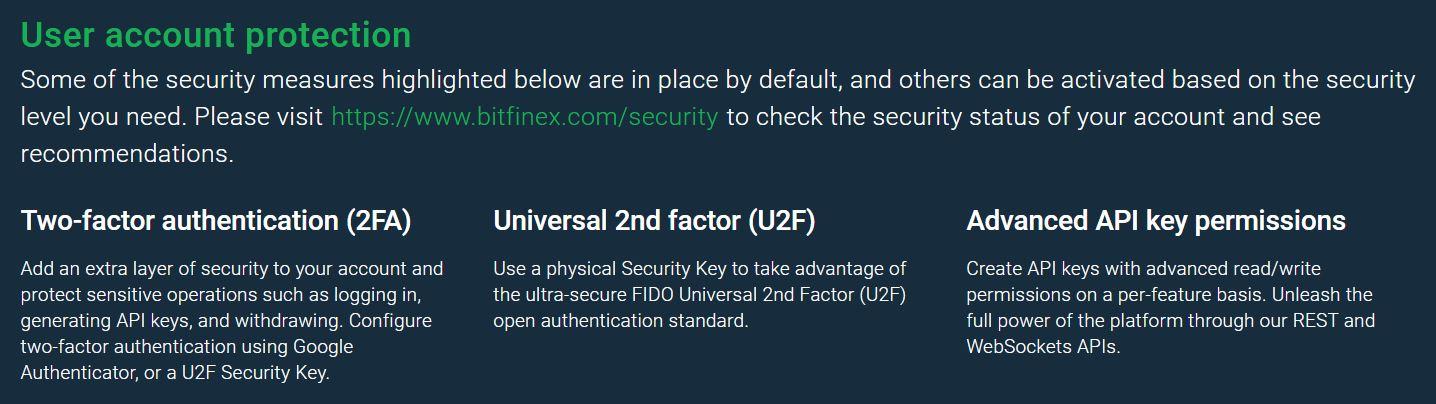 bitfinex sicuro