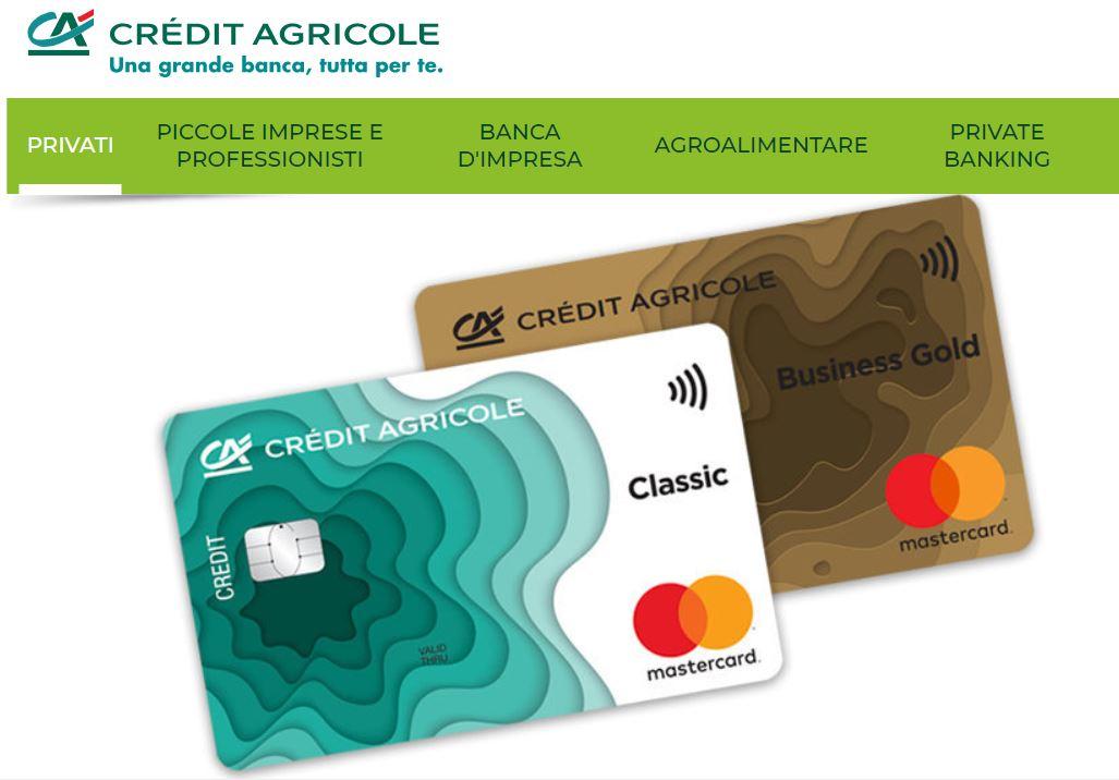 chi può richiedere una carta di credito