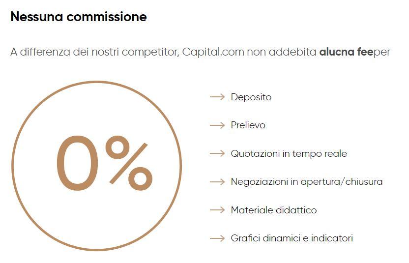 commissioni capital