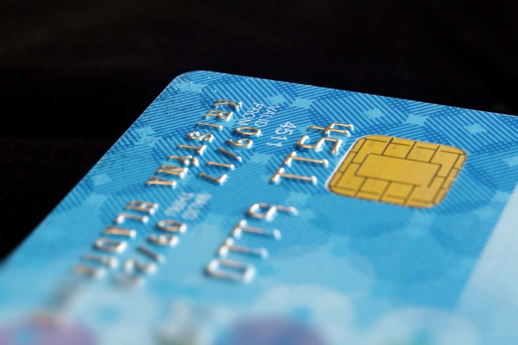 carta di credito con iban