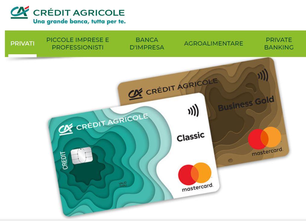 carta di credito con iban nexi